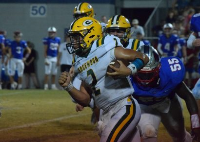 Two of the Alabama Independent School Association's Best Defenses were Matched Up Thursday Night