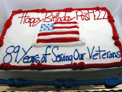American Legion Post 122 of Prattville Celebrates 89th Birthday with Fish Fry, Mixing and Mingling