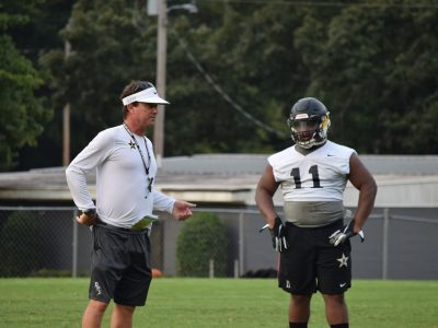 Autauga Academy Loses Game Scheduled for Tonight; Senior Night to be held on Nov 8