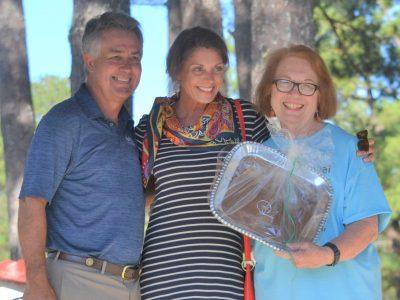 Louise Jennings is the 2019 Prattville Spirit of Spinners Award Winner