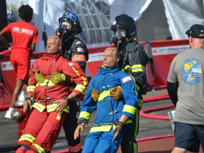 Prattville Firefighters Compete in World Combat Championship
