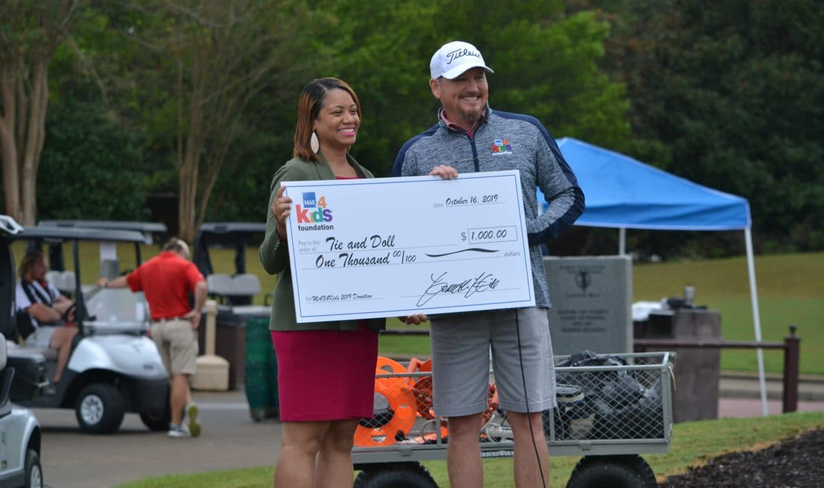 Photos from the 20th Annual Max4Kids Golf Tournament held at RTJ Wednesday.