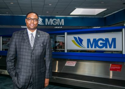 Montgomery Airport Exec. Director Ready to Fly Operations in a New Direction