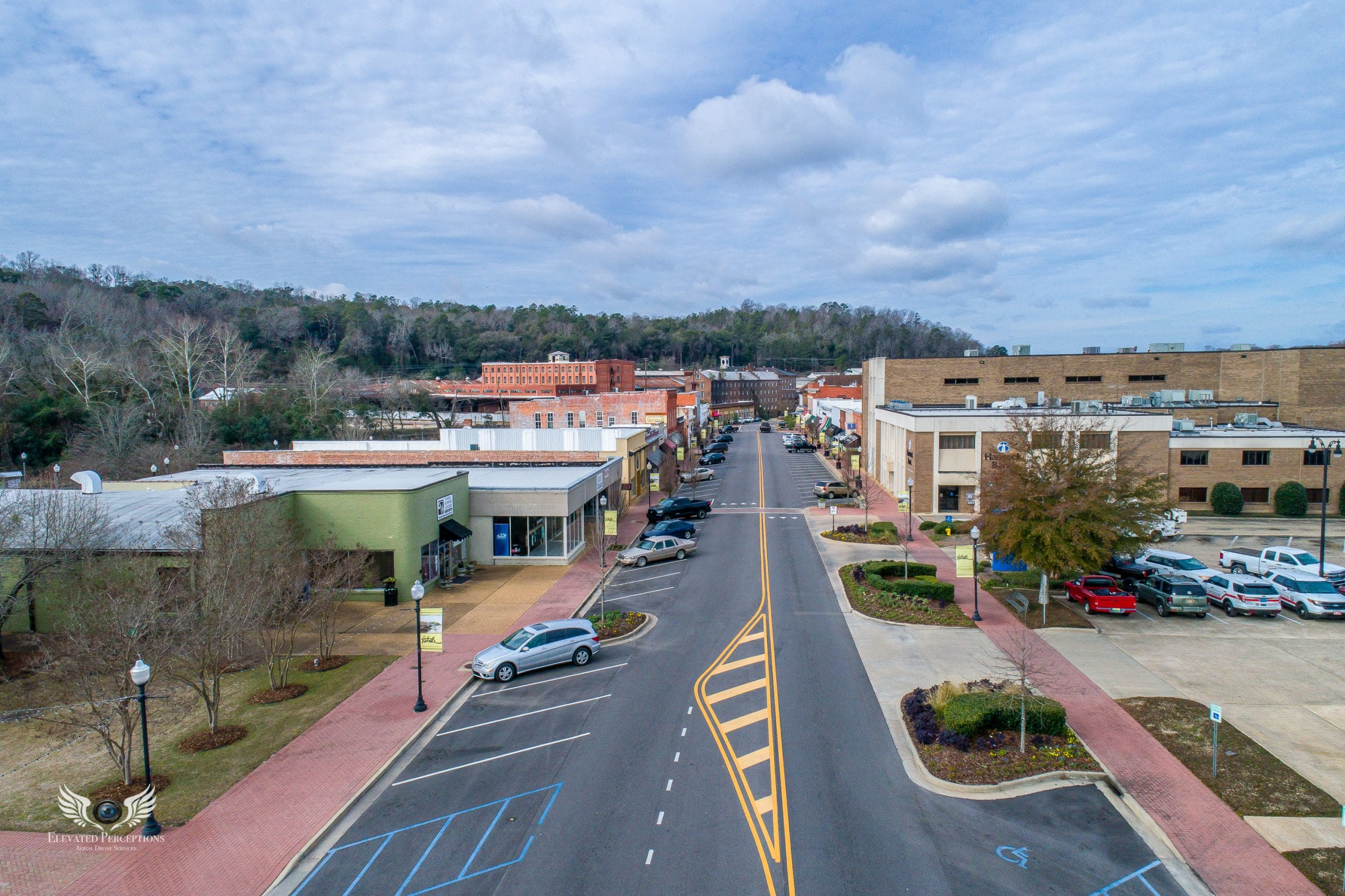 Downtown Prattville Alabama