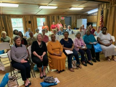 Elmore County Education Retirees Association Holds September Meeting; Looking for New Members