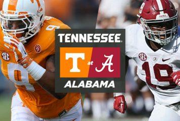 Alabama vs Tennessee: Prediction