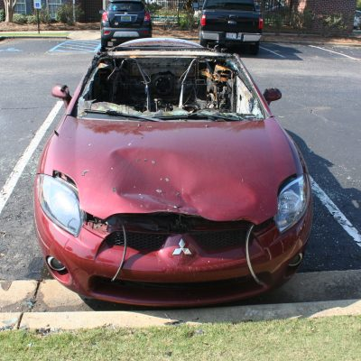 CrimeStoppers Asking for Help in Vehicle Arson Investigation; Reward Offered for Info
