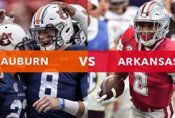 Auburn vs Arkansas: Prediction