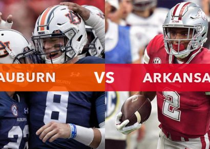 Auburn vs Arkansas: Prediction