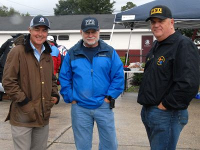 'One Prattville' Event Stands Strong in the Rain at Stanley-Jensen Stadium