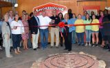 Smokehouse Pit Barbecue's First Official Week in Business a Busy One in Millbrook
