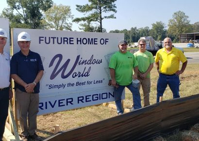 Window World River Region Breaks Ground for New Location in Millbrook; Owner Excited About Future