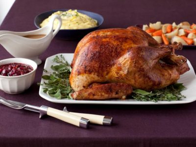 Safely Thawing Your Holiday Turkey
