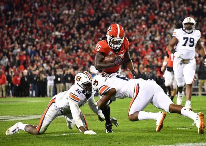 Auburn vs Georgia: Preview