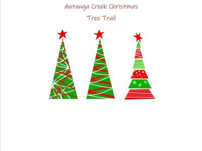 Autauga Creek Christmas Tree Trail Coming to Prattville Dec. 5-Jan. 4; Will benefit Family Support Center