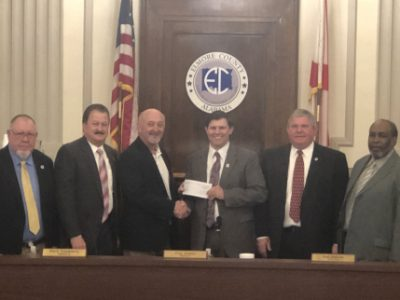 Elmore County Commission Presents First SSUT Allocation for Elmore Board of Education