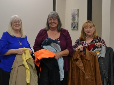 Cans and Coats Drive at Millbrook Chamber Brings in Donations for Needy; Donations still Accepted