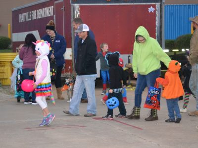 PHOTOS: Cold Night Still Brings Great Crowd for Prattville Fire Department's Truck-A-Treat