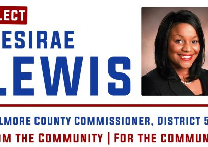 Desirae Lewis Announces Candidacy for Elmore County Commissioner, District 5