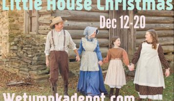 Ticket Sales are Strong for Wetumpka Depot Players' 'A Little House Christmas'; Get Yours While You Can