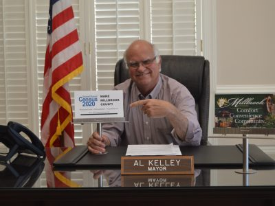 Millbrook Mayor Al Kelley to run for Re-Election in 2020