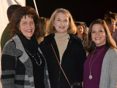 Prattville Holds First Annual Dinner in the District at Heritage Park