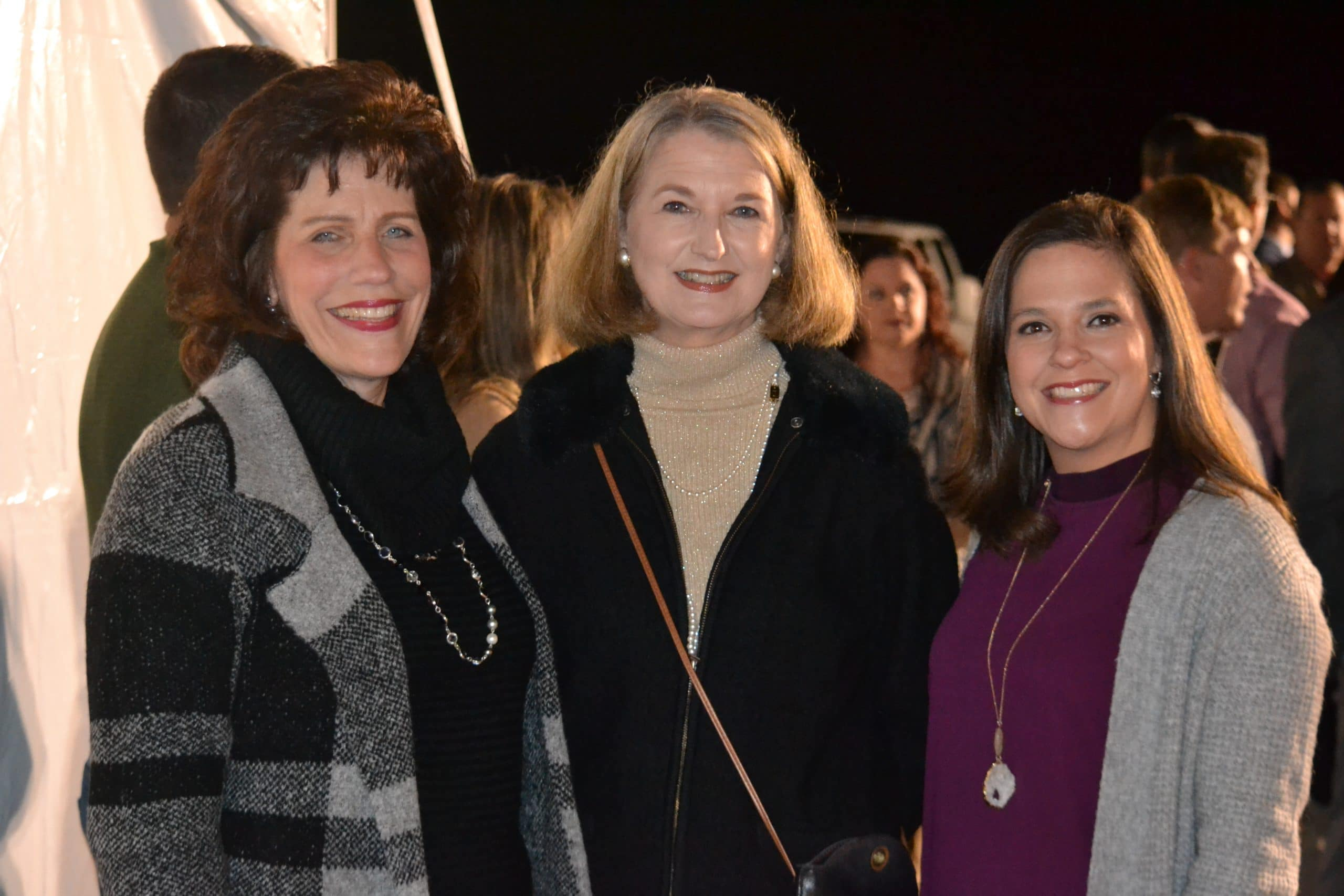 Patty VanderWal, Ann Boutwell, Lisa Byrd