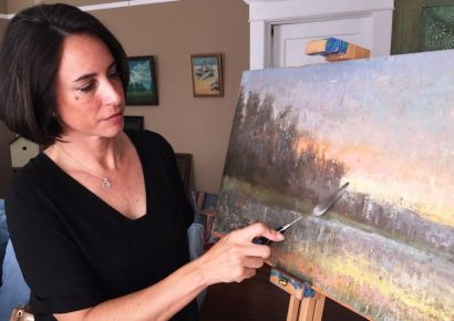 Red Hill Gallery in Tallassee to Feature Works of Artist Alisa Koch Nov. 22 at Reception; Public Invited