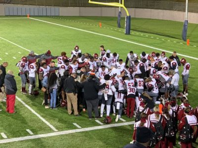 Mustangs' Playoff Hopes End at Cramton Bowl Against Park Crossing with Score of 35-32