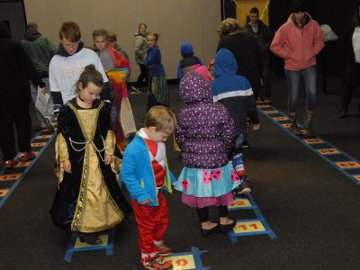 Photos Gallery from Boones Chapel Fall Festival held Halloween Night! Fun, Food, Games and More