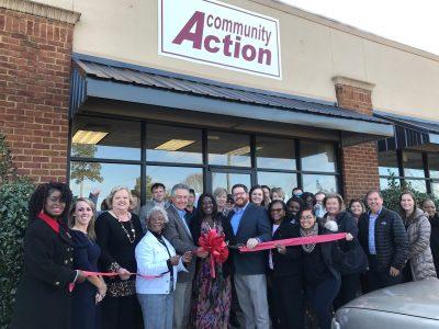 Community Action Partnership of Middle Alabama Celebrates  Ribbon Cutting  in Prattville