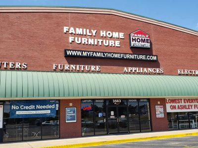 Family and Service Make Up Family Home Furniture of Millbrook, Al