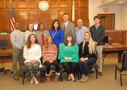Autauga County First in State to Participate in Student Poll Worker Internship Program