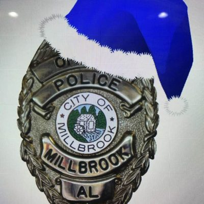 Applications Now Available for Millbrook Police Department's 'Operation Blue Santa' for Kids' Christmas Gifts