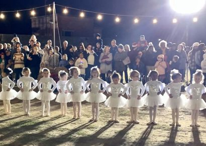 CJ's Dance Studio Brings the Christmas Cheer for All to Hear This Holiday Season