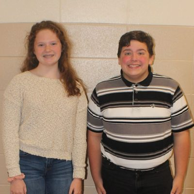 JR Edwards, Kaylee Martin of Holtville School Selected for 2020 Alabama All-State Choir
