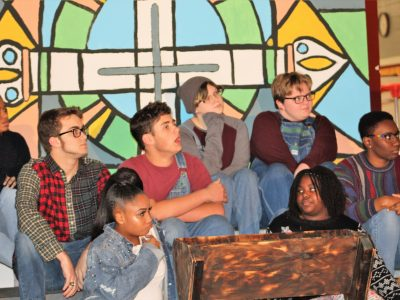 Mustang Players Present Best Christmas Pageant Ever