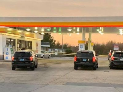 Three Suspects Arrested Relating to Robbery of Redland Shell Station in Wetumpka, Asst. Chief Reeves Says