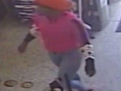 Montgomery Police Seek Identity, Location of Suspect for Theft Investigation