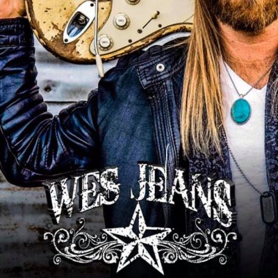 Blues Guitarist Wes Jeans Coming for One Night Only to Thirsty Turtle in Millbrook Friday