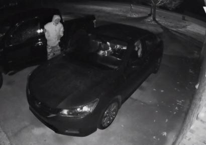Autauga Sheriff's Office Seeks Information on Suspects from Vehicle Burglaries; Handgun Stolen