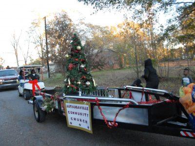 Autaugaville Rings in the Christmas Season with Tree Lighting, Parade through Town Dec. 1