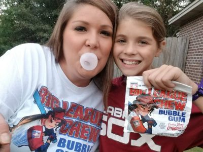 Mother-Daughter Duo Win Big League Chew Grand Prize in Contest