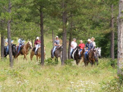 Benefit Trail Ride Feb. 22 To Help Prattville/Autauga Humane Society; Camping Available