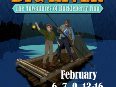 Wetumpka Depot Players Launch 40th Anniversary Season with 'Big River'