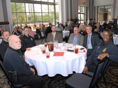 CrimeStoppers Recognizes First Responders with Officers of the Year Awards at Annual Banquet