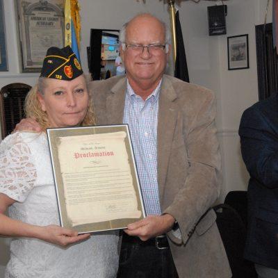 PHOTOS: American Legion Post 133 of Millbrook Celebrates 50 Years with Birthday Bash
