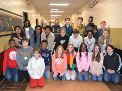 Journalists Spark Creative Minds of Young Students at Wetumpka Middle School