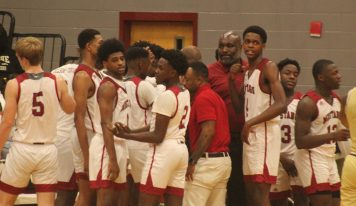 Mustangs Defeat Rival Wetumpka at Home in Area Play