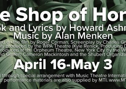 Prattville Announces Cast for Little Shop of Horrors; Production will Open April 16